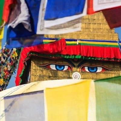 С Новым Буддийским годом!